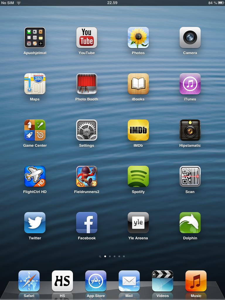 Ipad Mini Icons Ipad Mini For Dummies