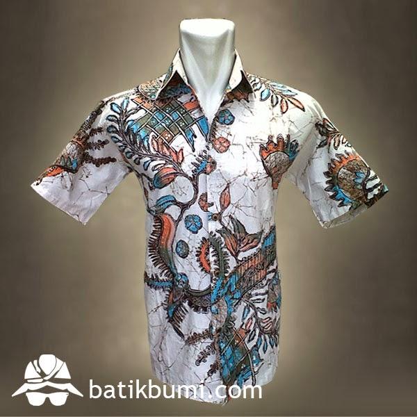 Kemeja Batik Modern Kode : BP 006