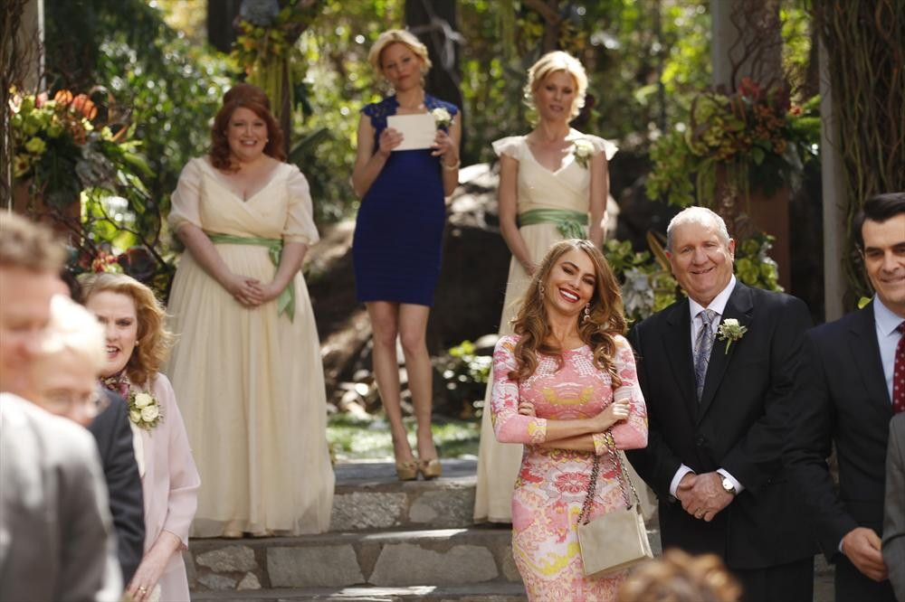 Modern Family - Episode 5.23 - The Wedding - Part One - Promotional Photos