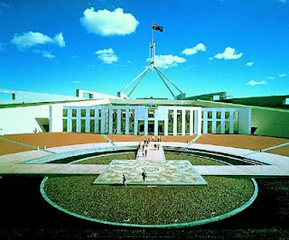 Federal Parliament House Canberra