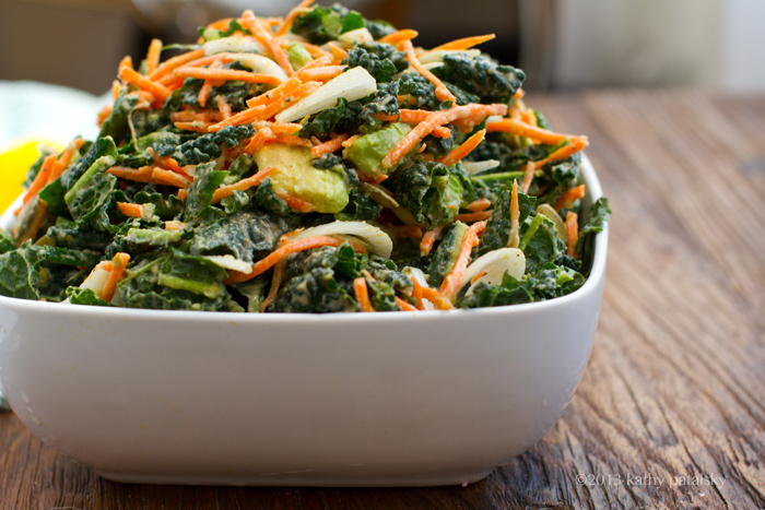 kale tofu salad apple kale and feta salad my favorite go to kale salad ...
