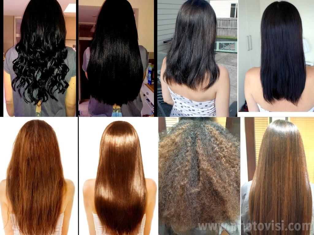 تنعيم الشعر ليصبح كالحرير بدون استشوار وبخلطات بسيطه جدا جدا