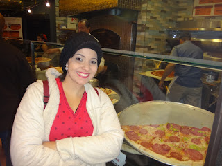 pin up pizzaria - las vegas strip