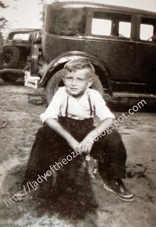 Grandpa at age 4? in 1939