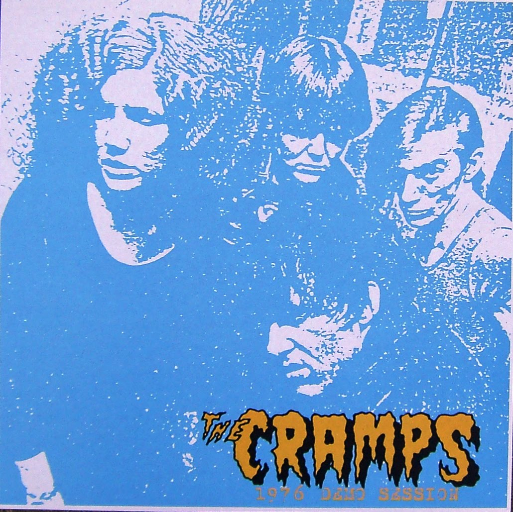 The Cramps 1976 Demo Sessions W Girl Drummer Miriam
