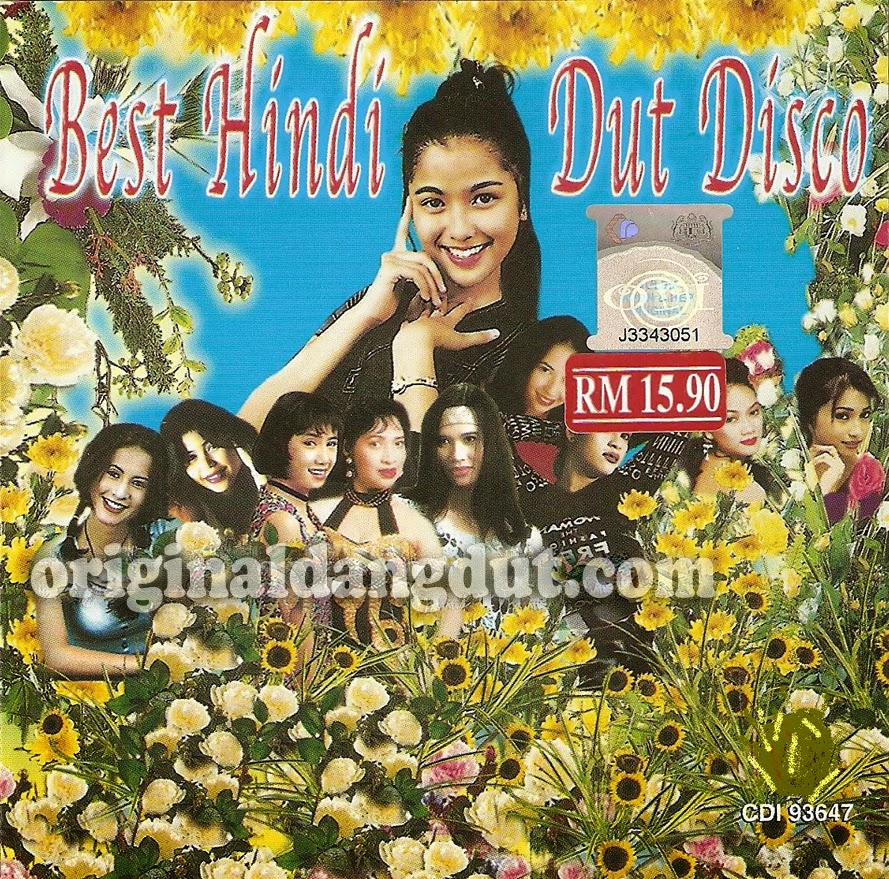 The Best Hindi Dangdut Disco