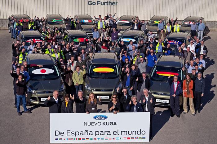 Ford confirma la creación de 3 modelos en 2014
