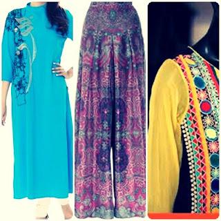 Summer Dresses In Pakistan