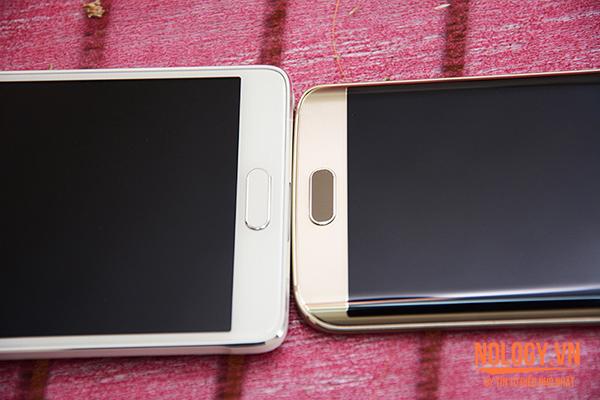 Galaxy s6 Edge Docomo và Note 4