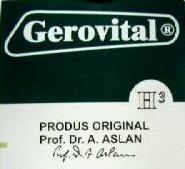 Gerovital H3 brand