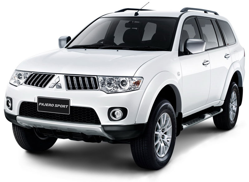 Mitsubishi Pajero Sport ~ Cars News Review