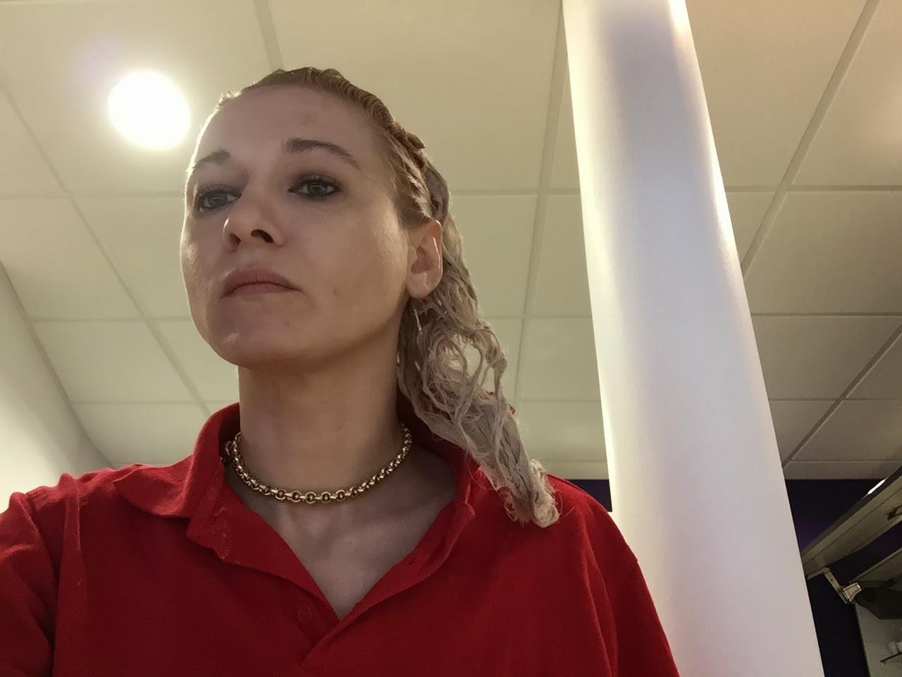 Mein beauty test blog excellence blonde legends von loreal for 10 minuten haarfarbe