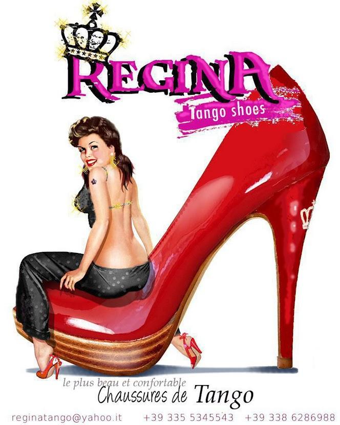 REGINA TANGO shoes !