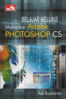 Buku Belajar Melukis di Photoshop Bahasa Indonesia