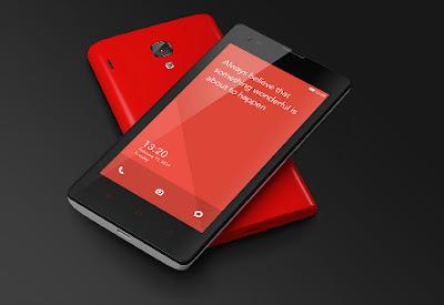 Spesifikasi Xiaomi Note 4G