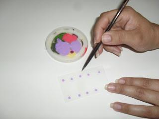 adesivos de unha feitos em casa:desenhando
