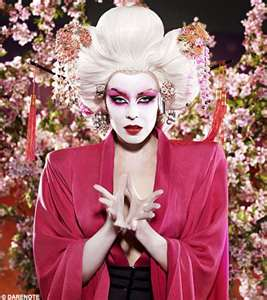 Japanese Geisha Hairstyles