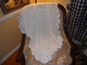 Baby Heirloom Blanket