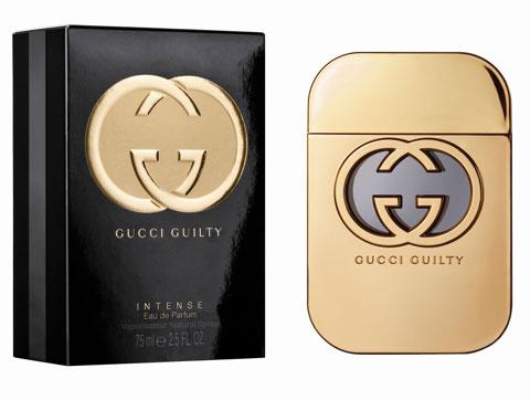 new gucci guilty intense eau de parfum spray full. Black Bedroom Furniture Sets. Home Design Ideas