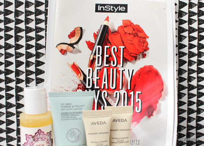 One Little Vice Beauty Blog: Mini Reviews of In Style's Best Beauty Buys List