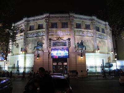 Cirque d'hiver Bouglione à Paris