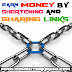 Earn Money Online By Shortening and Sharing links