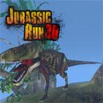 เกมส์หนีไดโนเสาร์ 3D