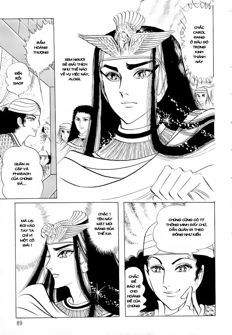 Nữ Hoàng Ai Cập-Ouke no Monshou chap 52 Trang 24 - Mangak.info