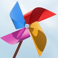 Renkli Rüzgar Gülü, Kağıt veya Karton Rüzgar Pervanesi
