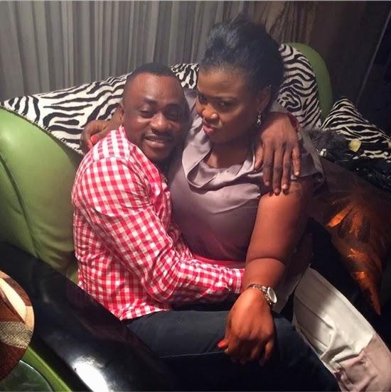 Odunlade Adekola & Bimbo Thomas Not Dating