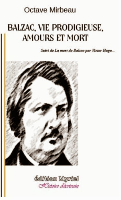 "Réédition de ""La Mort de Balzac"", Myriel, 2013"