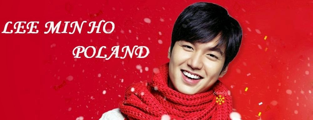 Lee Min Ho Poland
