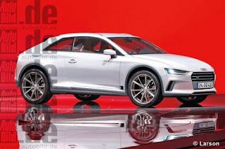 Audi Sport Quattro 2015 : Le projet refait surface