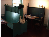 Indian King Tavern Booths