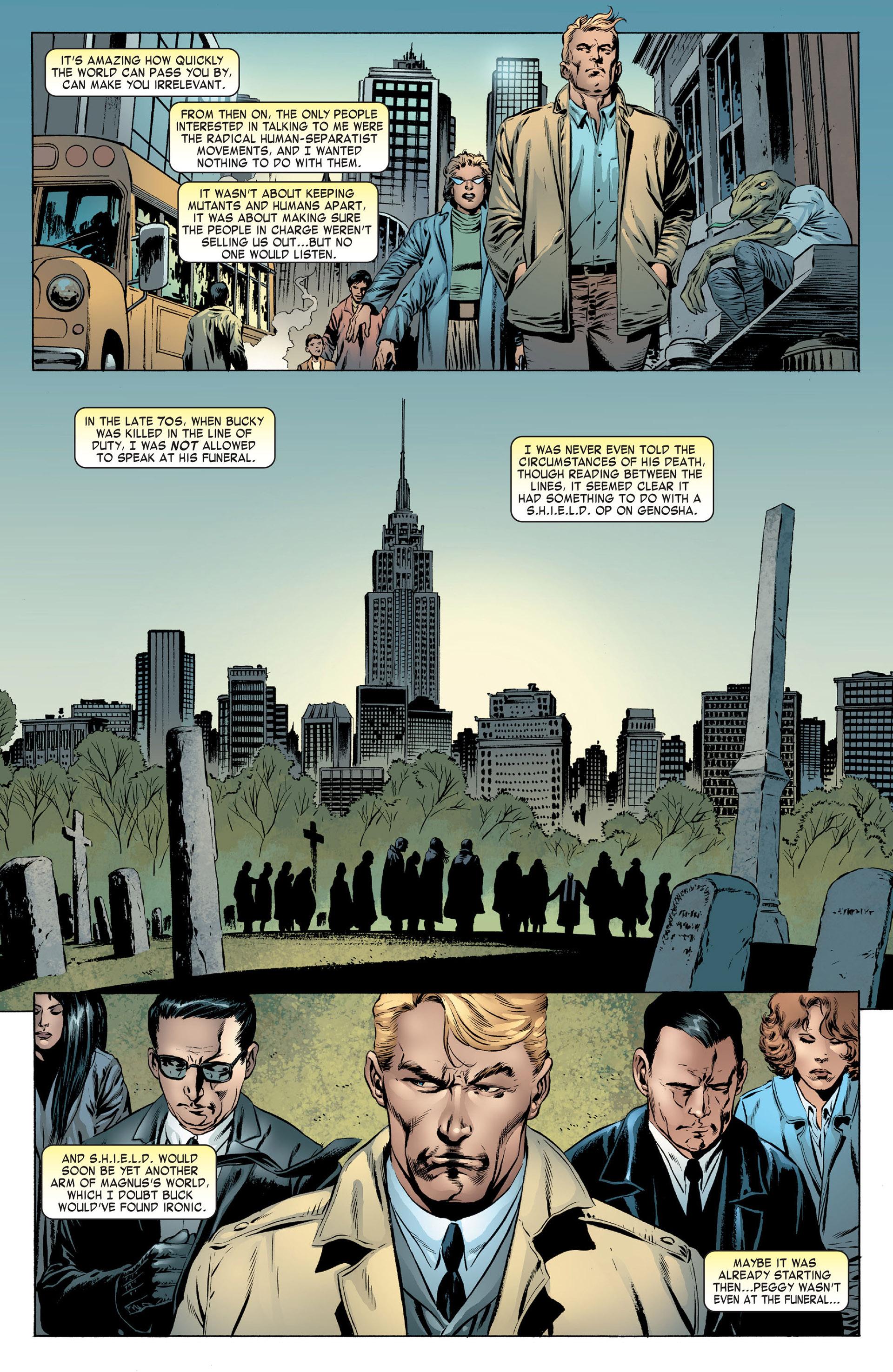 Captain America (2005) Issue #10 #10 - English 20
