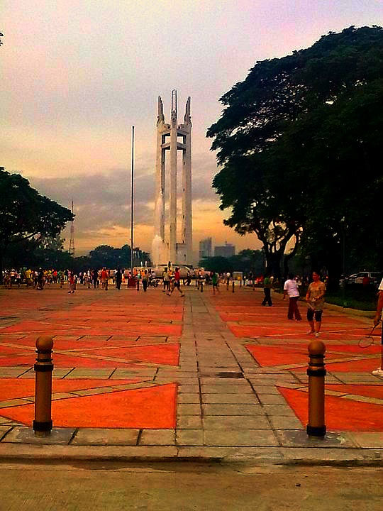 quezon city circle