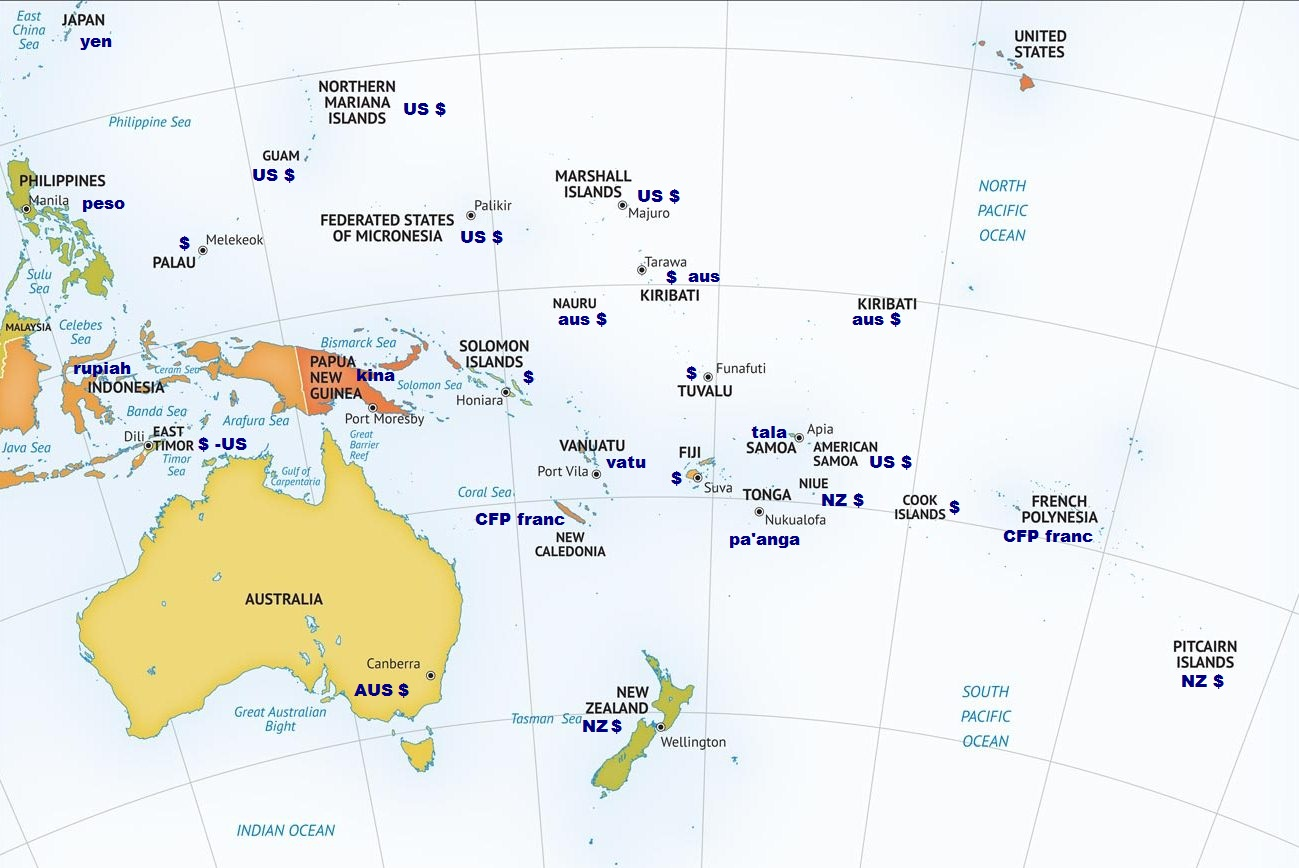All capitals with currencies in world maps capital with currency antarctica continent gumiabroncs Gallery