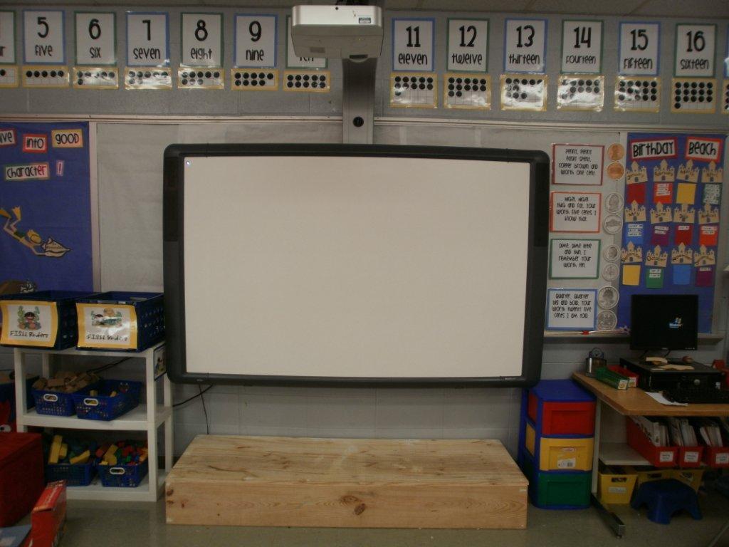 Kindergarten Calendar For Promethean Board : Mrs moore s kindergarten kiddos tour our classroom