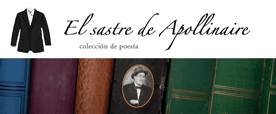 El sastre de Apollinaire, colección de poesía
