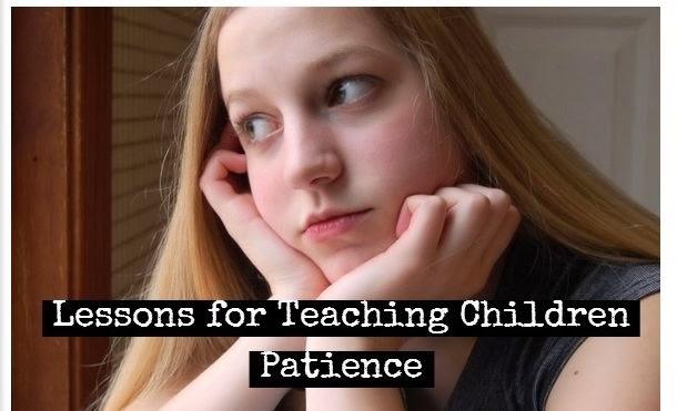 teaching patience to preschoolers in the scriptures teaching children patience 941