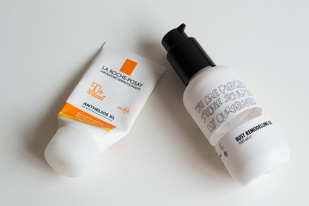 Empties 18, La Roche Posay, Crea-m Cosmetics