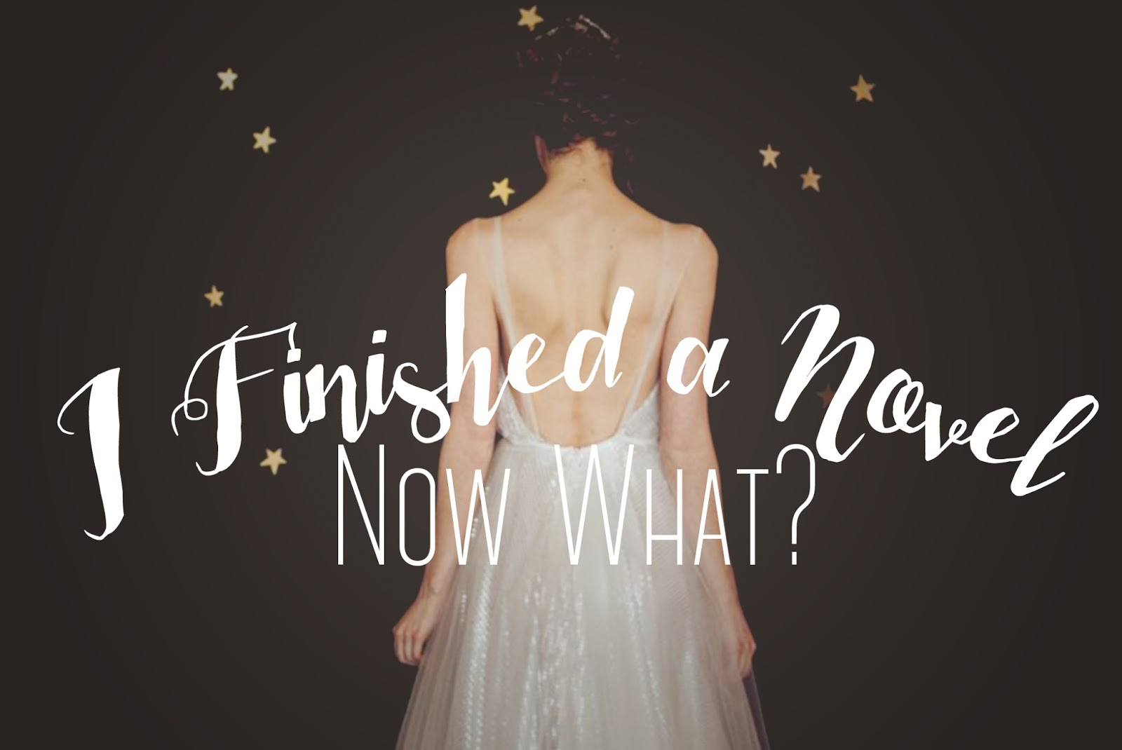 I Finished a Novel... Now What?