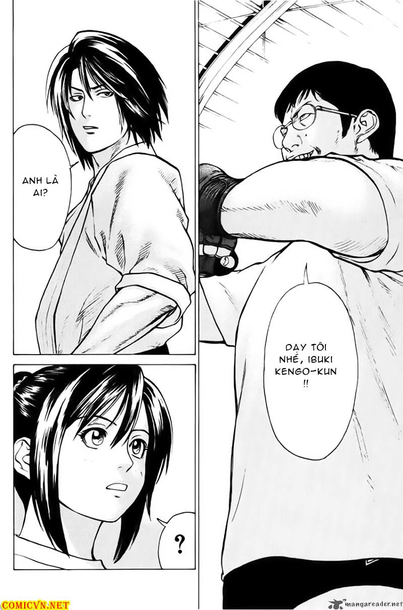 Karate Shoukoushi Kohinata Minoru chap 34 Trang 3