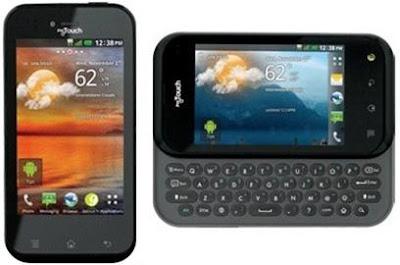 LG MyTouch Q C800