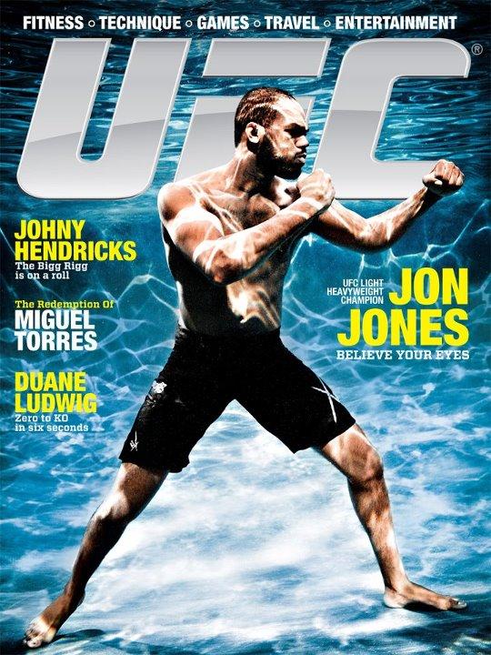 Proceso Mayo 2012 Ufc Magazine Abril-mayo 2012