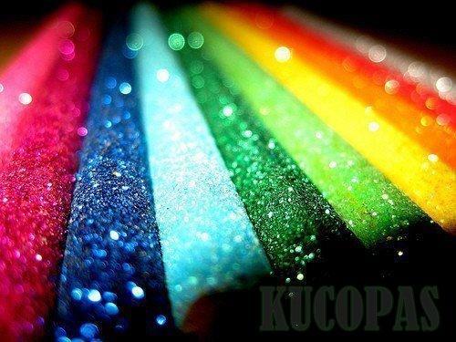 Cara Membuat Link Warna Warni, Rainbow Link (Link Pelangi) Di Blog