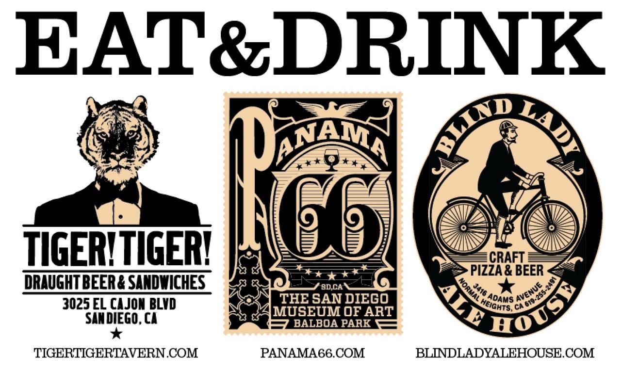 BLIND LADY, Tiger! Tiger! & PANAMA 66