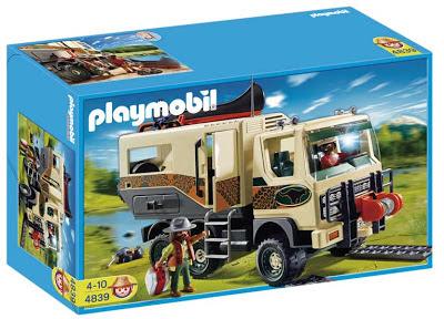 4839 Camión de aventura
