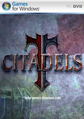 Citadels PC Cover