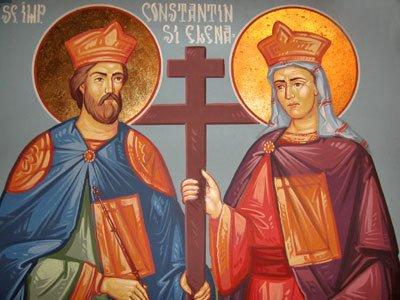 La Multi Ani de Sf. Constantin si Elena